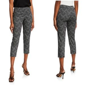 NWT Piazza Sempione Audrey Cropped Pants